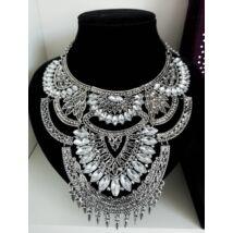Aztec  antikolt ezüst színű nyaklánc