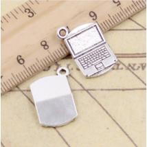 Laptop fityegő (csak kulcstartóhoz/ékszerhez rendelhető)