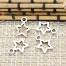 Mini csillag fityegő (csak kulcstartóhoz/ékszerhez rendelhető)