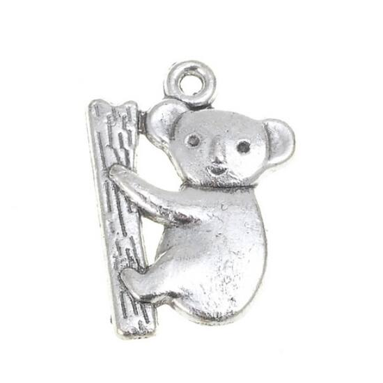 Koala fityegő
