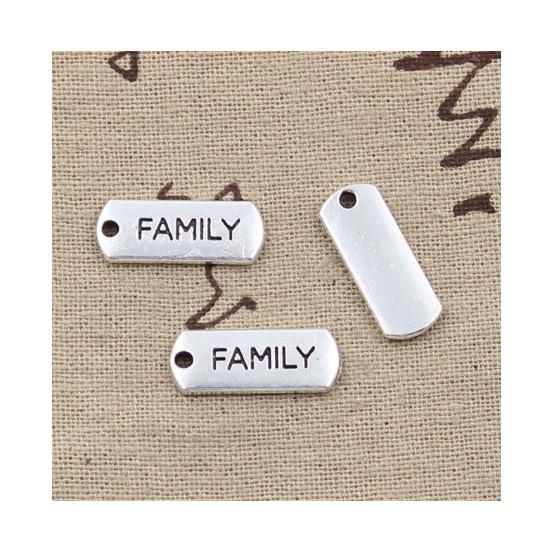 Family biléta fityegő (csak kulcstartóhoz/ékszerhez rendelhető)