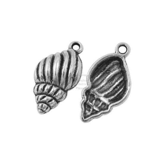 Kagyló fityegő (csak kulcstartóhoz/ékszerhez rendelhető)