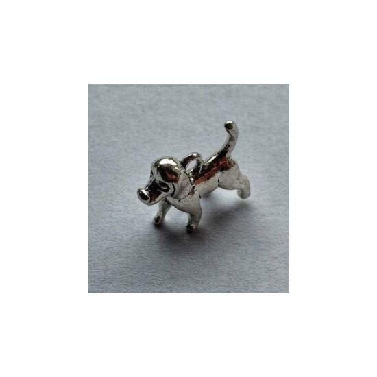 Kiskutya fityegő (csak kulcstartóhoz/ékszerhez rendelhető)
